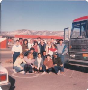 The Gregg Smith Singers 1985 Tour